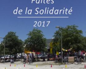 FAITES DE LA SOLIDARITÉ 2017