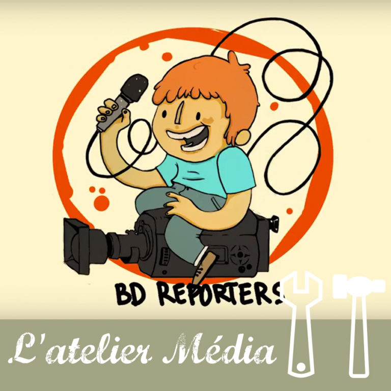 Les Web Art Reporters au FIBD 2018